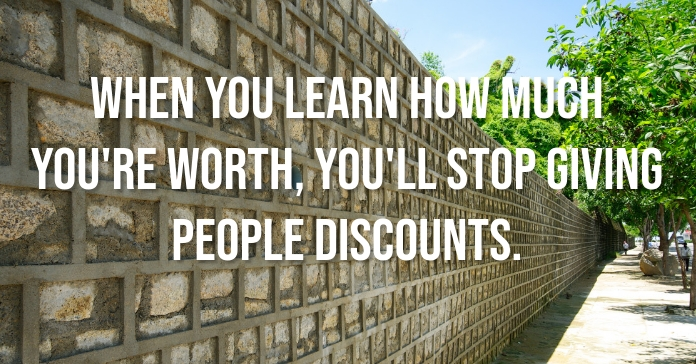 LEARNING AND GIVING QUOTE TEMPLATE Facebook Ad