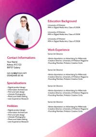 Lebenslauf Skills Card Job curriculum vitae