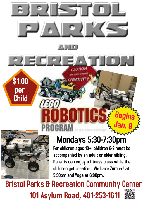 Lego Robotics Template | PosterMyWall