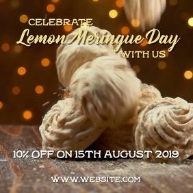 Lemon Meringue day