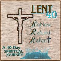Lenten Message Video 方形(1:1) template