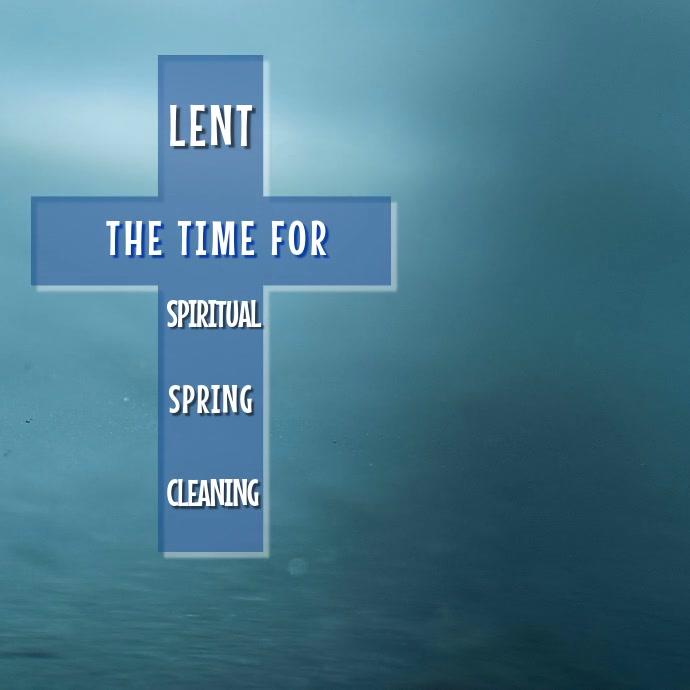 Lenten Video Message