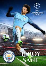 Leroy Sane Man City