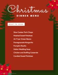 Lesson Plan Рекламная листовка (US Letter) template