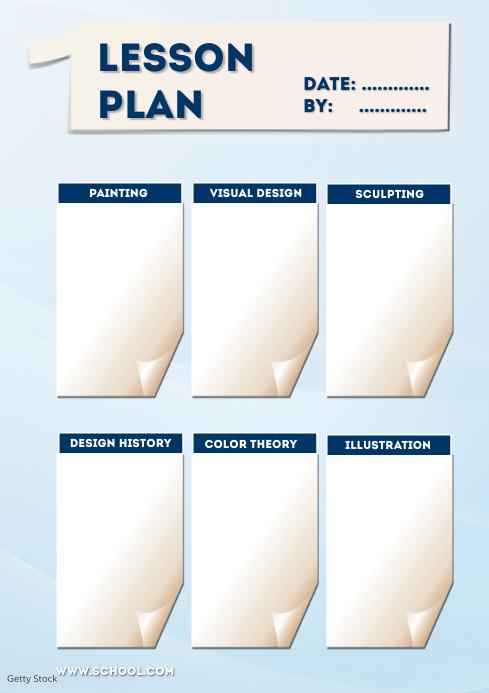 Lesson plan1a4