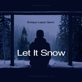 Let It Snow CD Cover