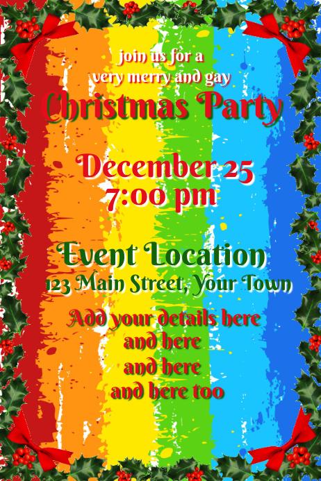 LGBT Christmas Event