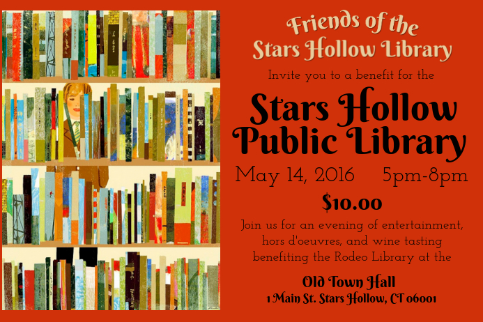 Library Benefit Flyer