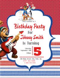 Rock Dog Birthday Party