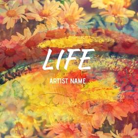 life ALBUM ART