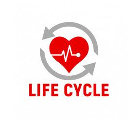 life cycle logos template