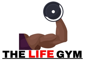 LIFE GYM BOARD SIGN TEMPLATE Large Rectangle