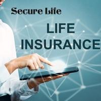 Life Insurance Flyer Album Cover template