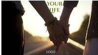 LIFE LOGO Foto di copertina del canale YouTube template
