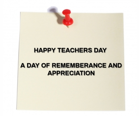 LIFE OF TEACHER DAY TEMPLATE Large Rectangle