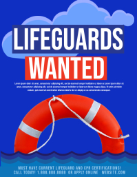 Lifeguard wanted