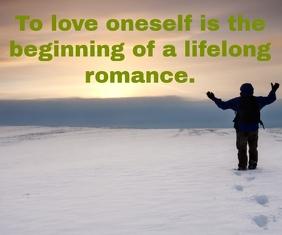 lifelong romance quote template