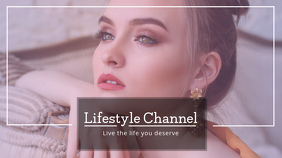 Lifestyle Channel Youtube Header