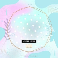 Light Blue Black Friday Sale Slideshow