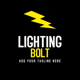 lighting icon logo