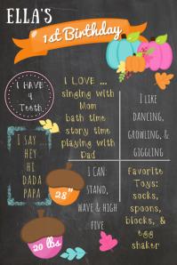 Lil Pumpkin Poster