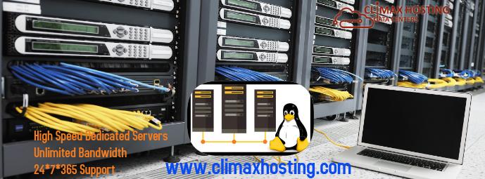 Linux Dedicated Server Facebook Omslag Foto template
