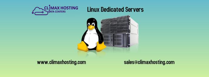 Linux Servers Facebook Omslag Foto template