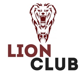 Lion club logo