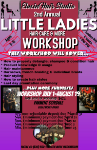 Little Ladies Workshop