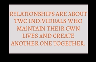 LIVE AND TOGETHER QUOTE TEMPLATE Tabloid