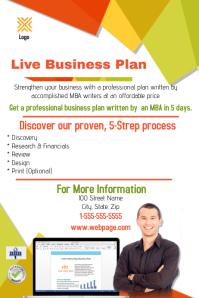 Live Business Plan Company