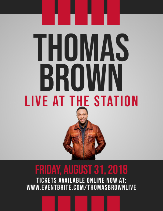 Live Concert: Thomas Brown
