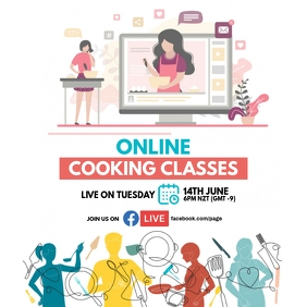 Live Cooking Lessons