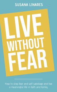 Live without fear kindle book cover art Kindle/Book Covers template