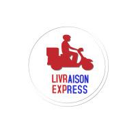 LIVRAISON EXPRESS Logo template