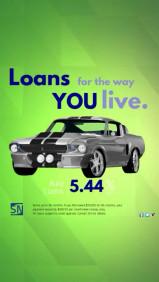 Loan Company Instagram Advert