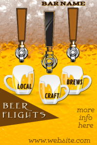Local Craft Brews Poster