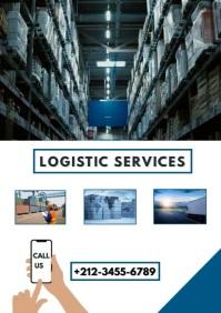 Logistic service template design