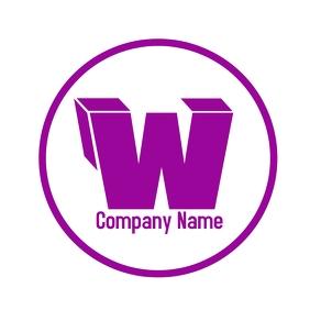 Logo 10 Логотип template