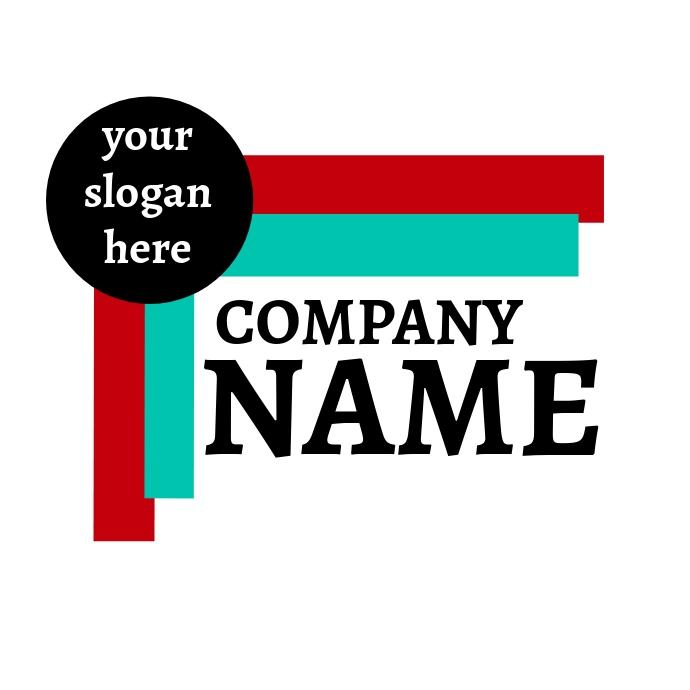 logo Badge design template free