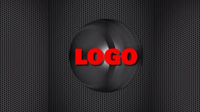 Logo black video graphics design