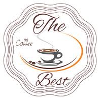 LOGO CAFE template