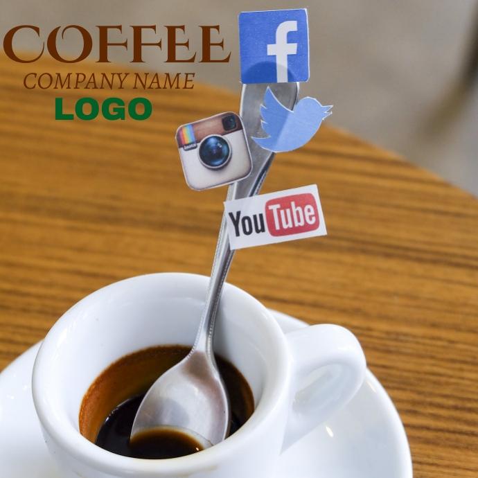 LOGO COFFEE LOGO template