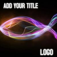 logo cover Logotipo template