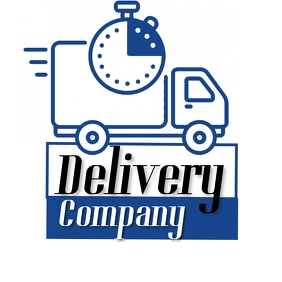 logo DELIVERY template