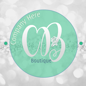Logo for Boutique template