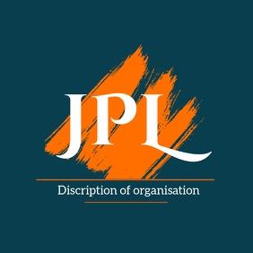 Logo for organisation template