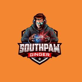 logo gamer template