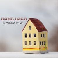 LOGO HOME COMPANY NAME Ilogo template