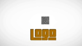 Logo Layout 33 Pantalla Digital (16:9) template